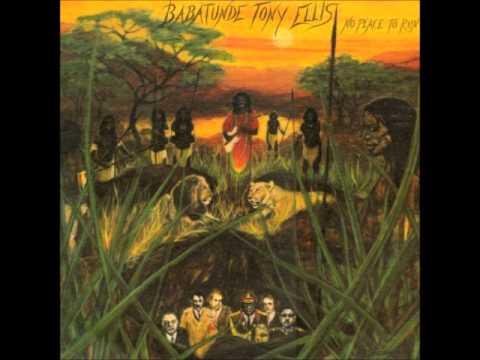 Tony Ellis - no place to run