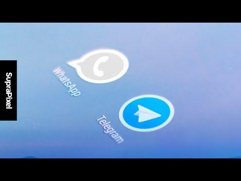 10 razones por las que Telegram es mejor que WhatsApp