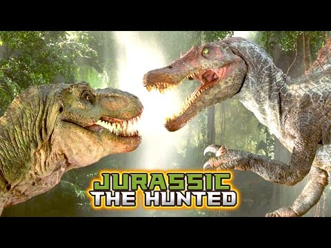 SPINOSAURS VS T.REX!!! - Jurassic : The Hunted | FINALE | HD