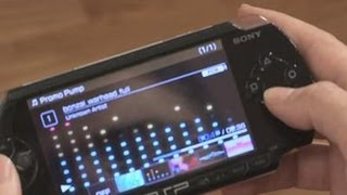 How To Listen To Music On PSP