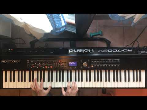 Supertramp School Piano Solo written & composed by Roger Hodgson