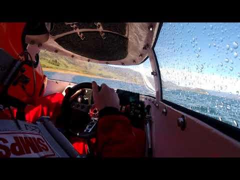Spirit of Australia II testing on Blowering Dam .September 2017