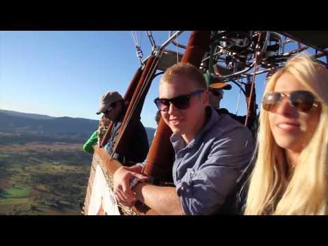 Hot Air Balloon Gold Coast Promo video with Grand Homestead Breakfast HD