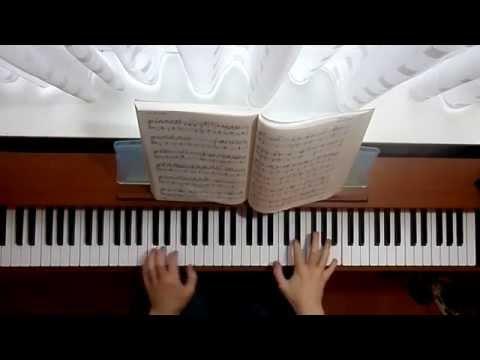 From Up on Poppy Hill - Piano Solo - Breakfast Song (Asagohan no Uta) 朝ご飯の歌