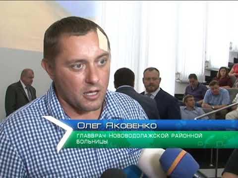 ObjectivTv: В больнице Новой Водолаги откроют новое педиатрическое отделение