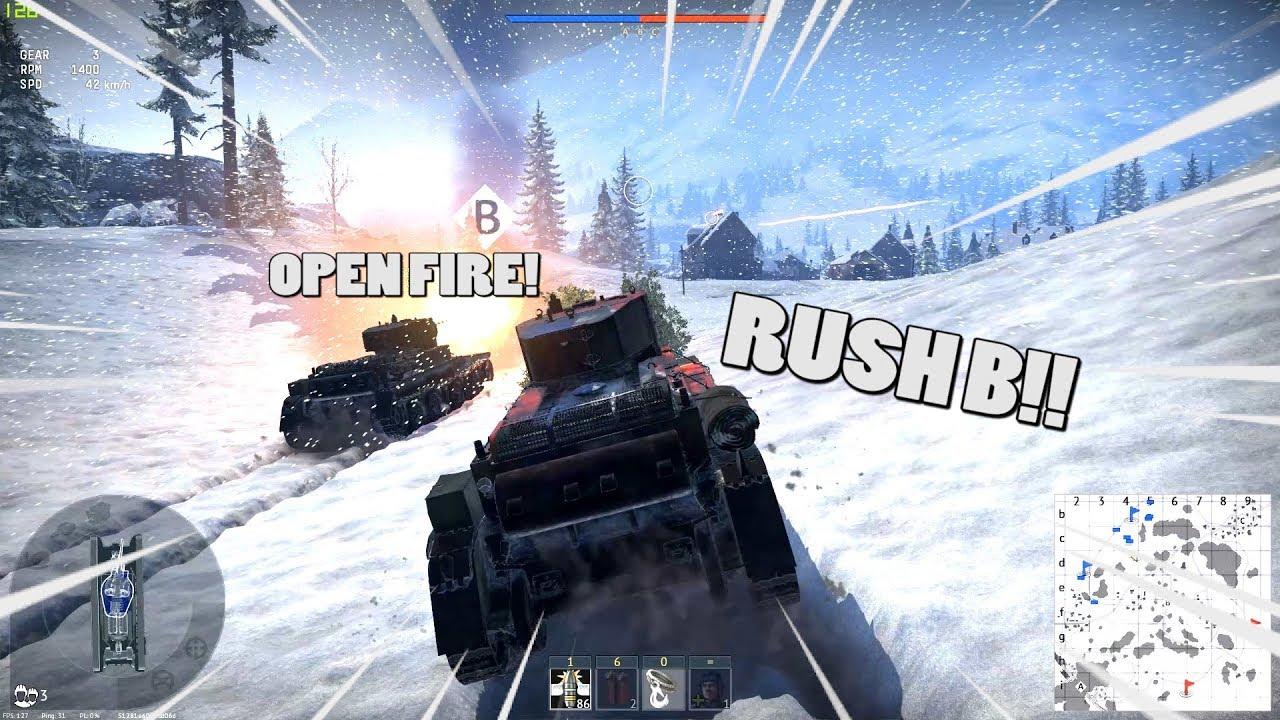 funny war thunder moments