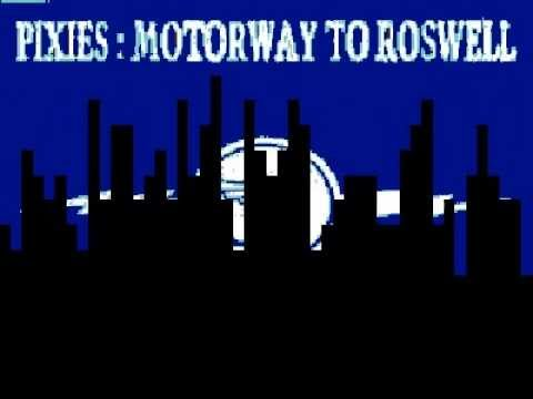Pixies - Motorway to Roswell - Karaoke - Instrumental Cover
