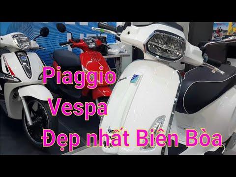 Piaggio Vespa 2019 - Giá Xe Piaggio Vespa Cuối Năm