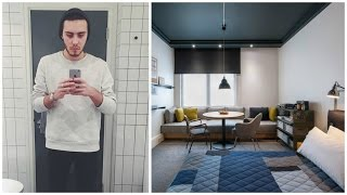 Hipster Hotel Room Tour!