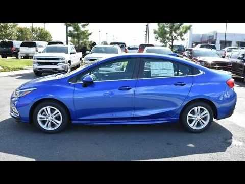 2017 chevrolet cruze lt auto in conway ar 72032 youtube. Cars Review. Best American Auto & Cars Review