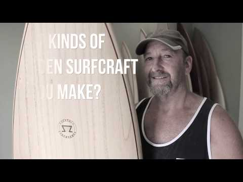 Eco Challenge Gold Coast interview with Geoff Moase from Dovetail Surfboards of Burleigh Heads