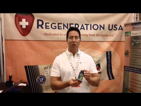 Blu-Lina Organic Spirulina by RegenaLife (Formally Regeneration USA )