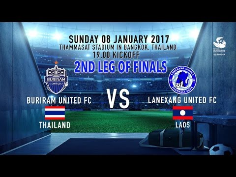 TMCC Finals 2016: Buriram United FC Vs Lanexang United FC - Thai Commentary