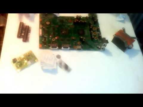XBOX 360 RED RING OF DEATH REPAIR