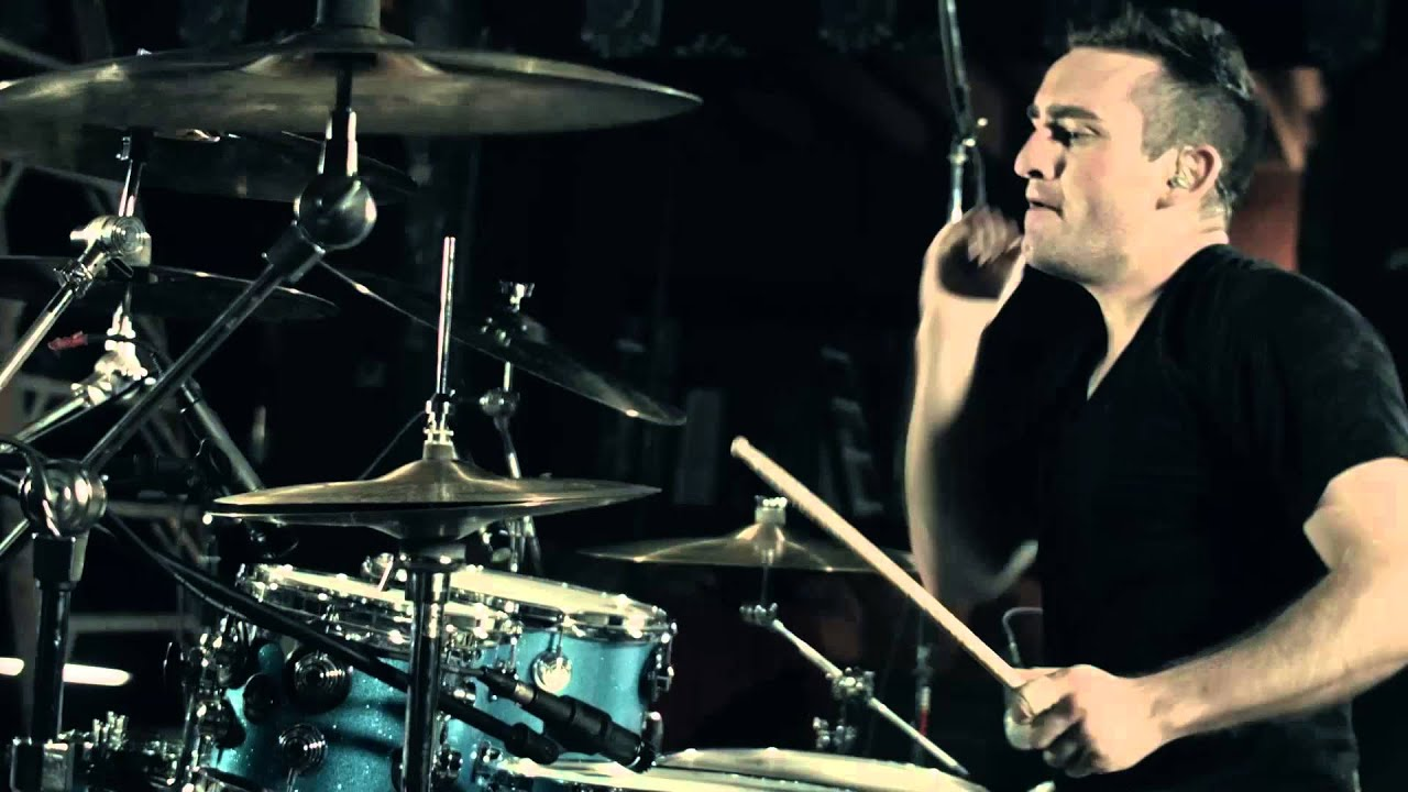 house of the rising sun-five finger death punch- ian head (drum