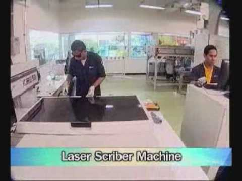 Production process of Thin-film silicon PV