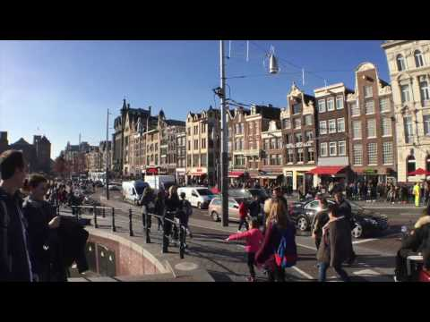 Amsterdam Trip 2016
