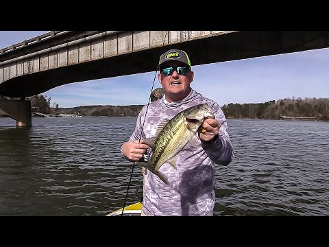 FOX Sports Outdoors SouthWEST #4 - 2019 Smith Lake Alabama Bass Fishing