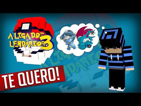 LIGA DOS LENDÁRIOS 3 #10 - Eu te quero ;-;
