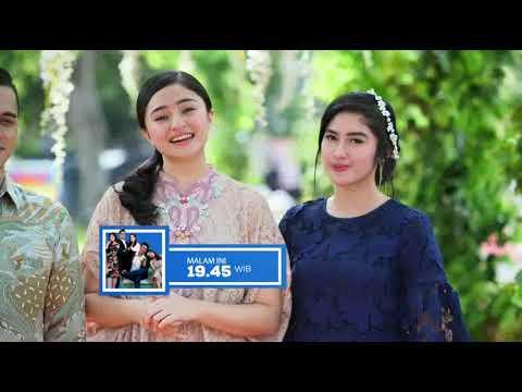 Cinta Suci: Semua Orang Sambut Kebahagiaan Farhan dan Wahida | 16 November 2018
