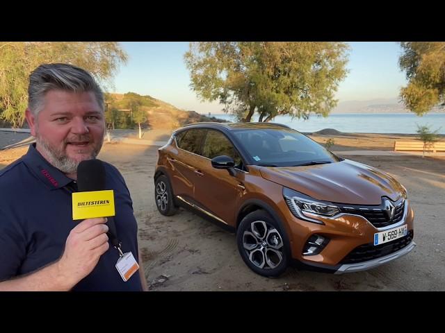 Ny Renault Captur (præsentation)