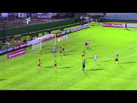 Peñarol 0:1 Nacional.Copa