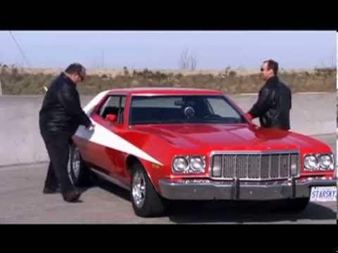 76 Torino (Starsky and Hutch) LMC Dream Car Garage Vintage Cars 2008