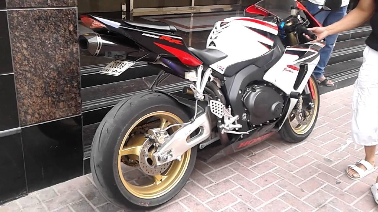 Honda Cbr1000Rr For Sale >> Hrc cbr 1000 sound check - YouTube