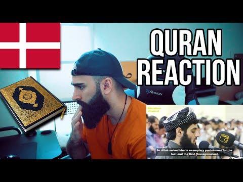 Danish Guy Reacting To The Quran (EMOTIONAL)