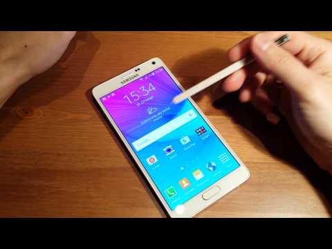 Samsung GALAXY Note 4 Dodatkowe możliwości smartfona