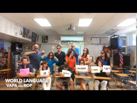 Glendora High Teachers Video Nae Nae - 2015