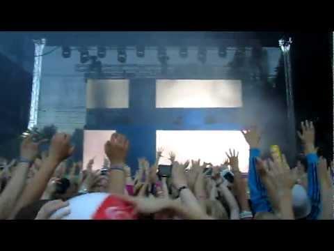 Skrillex @ suomi/finland weekend festival