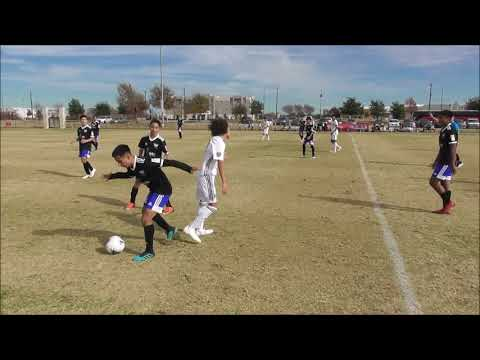 USSDA U15 FC Dallas Academy vs. RGV FC Toros Academy highlights Nov 24 2019.