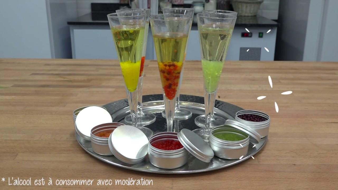 Comment Utiliser Lagar Agar Pour Réaliser Un Caviar De Fruits - Cuisine moleculaire bille agar agar