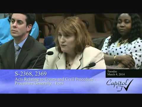 Jeannine Casselman  RI Senate bills 2368 and 2369   part 4