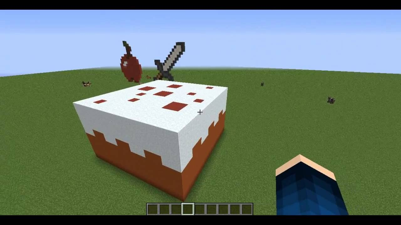 PixelArt , Torta TRIBUTO A SWEET DREAMS HOMEMADE link canale in descrizione