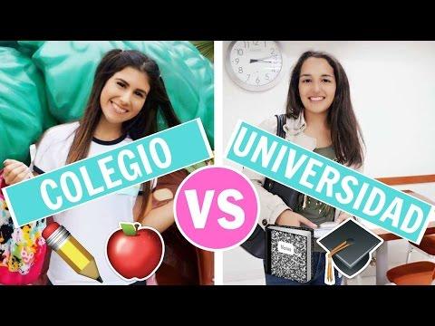 Primer Día: Colegio VS Universidad | Pretty Fancy Ladies