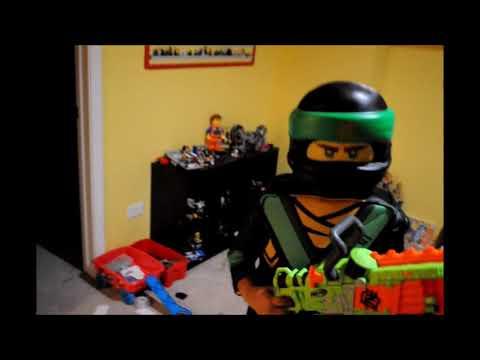 Ashish   Ninja Nerf Warrior