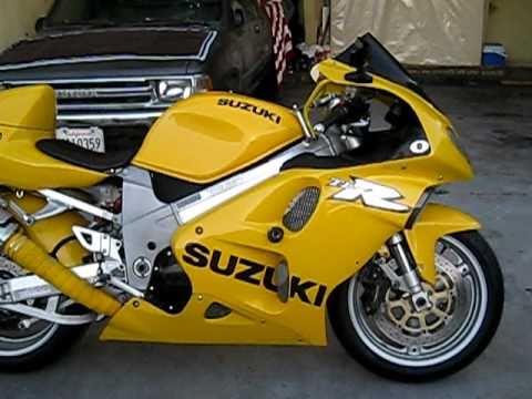 Suzuki Tl1000r Youtube