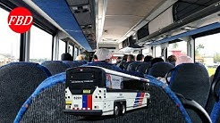 Riding a Metro Shuttle to the 2019 Rodeo | from East I-10 to 610 Loop NRG Stadium