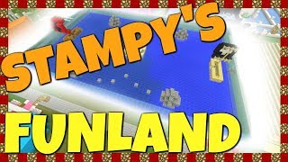 Stampy's Funland - Pirate Plunder