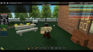 Roblox - R.C.S Patrol and City tour