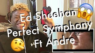 Ed Sheeran - Perfect Symphony (with Andrea Bocelli) - Reaction! (Amazing!)