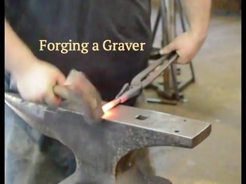 Forging a Graver - Matthew Parkinson, AP