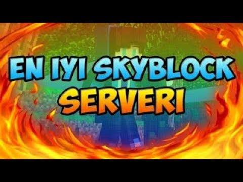 bİr-sÜrÜ-oyun-modu-olan-mİnecraft-sunucusu-(skyblock-server-tanıtım)