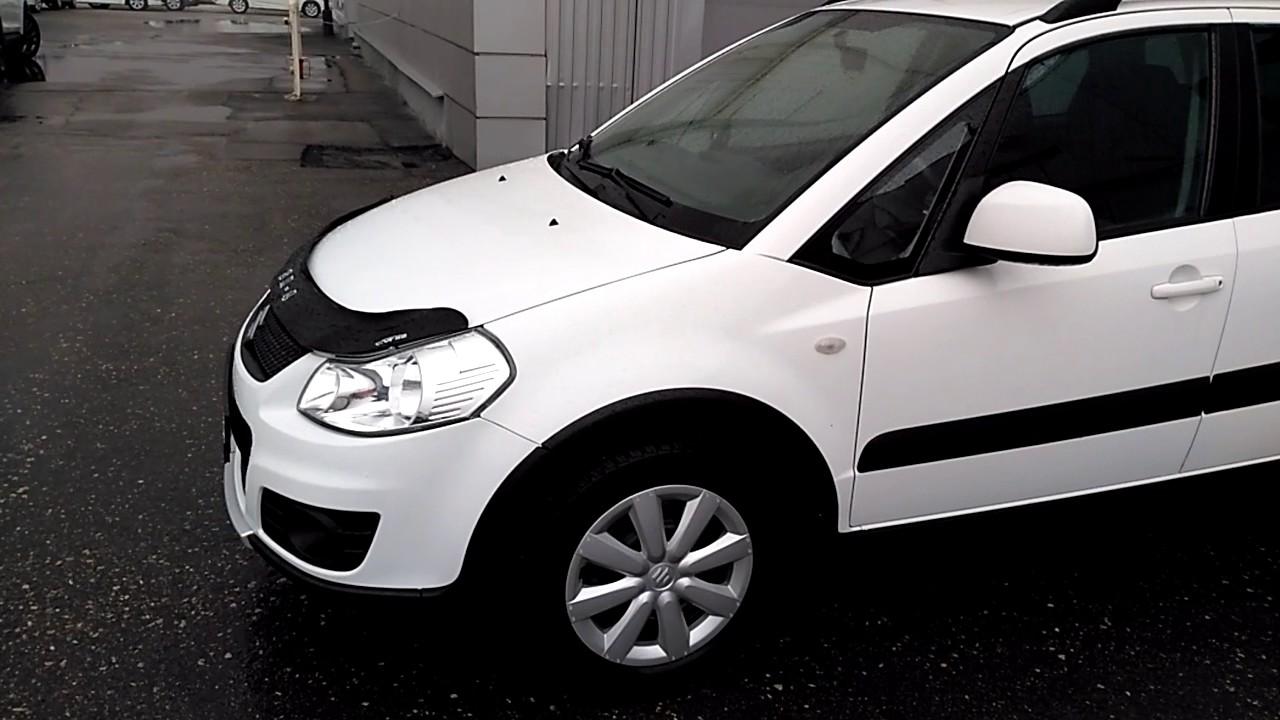 Купить Сузуки СХ4 (Suzuki SX4) 2013 г. с пробегом бу в Саратове .