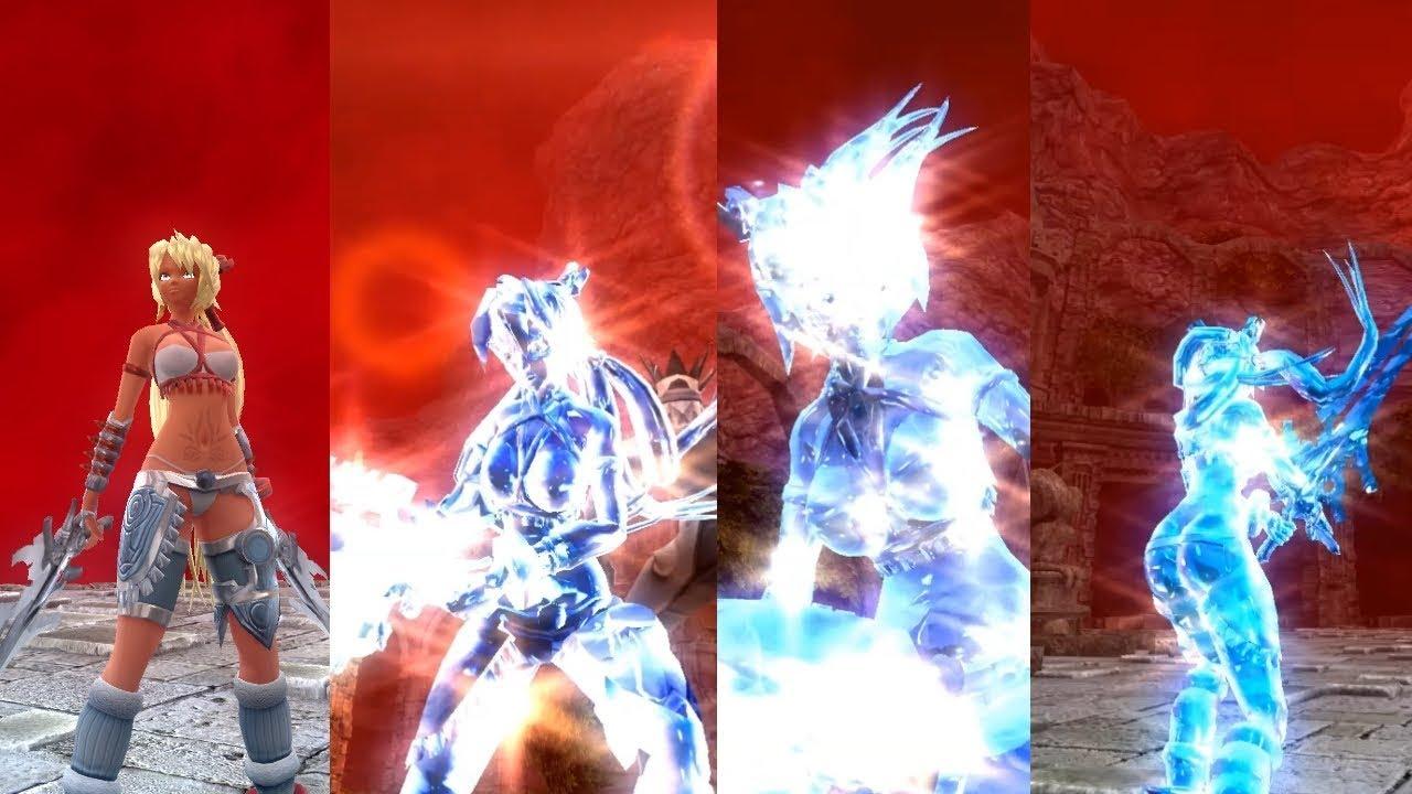 X Blades Ayumi Cosplay X-Blades ASFR -...