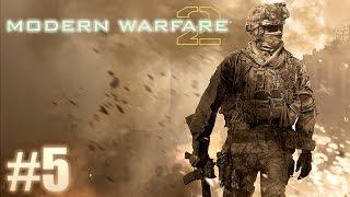 Call of Duty: Modern Warfare 2 - Amerika Görevlerinden Nefret Ediyorum... - Bölüm 5