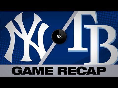 Home Of The Rays - LISTEN: Rays React To Coming Back To Split Series Against Yankees