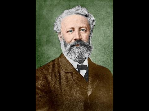 JULIO VERNE (Año 1828) Pasajes de la historia (La rosa de los vientos)
